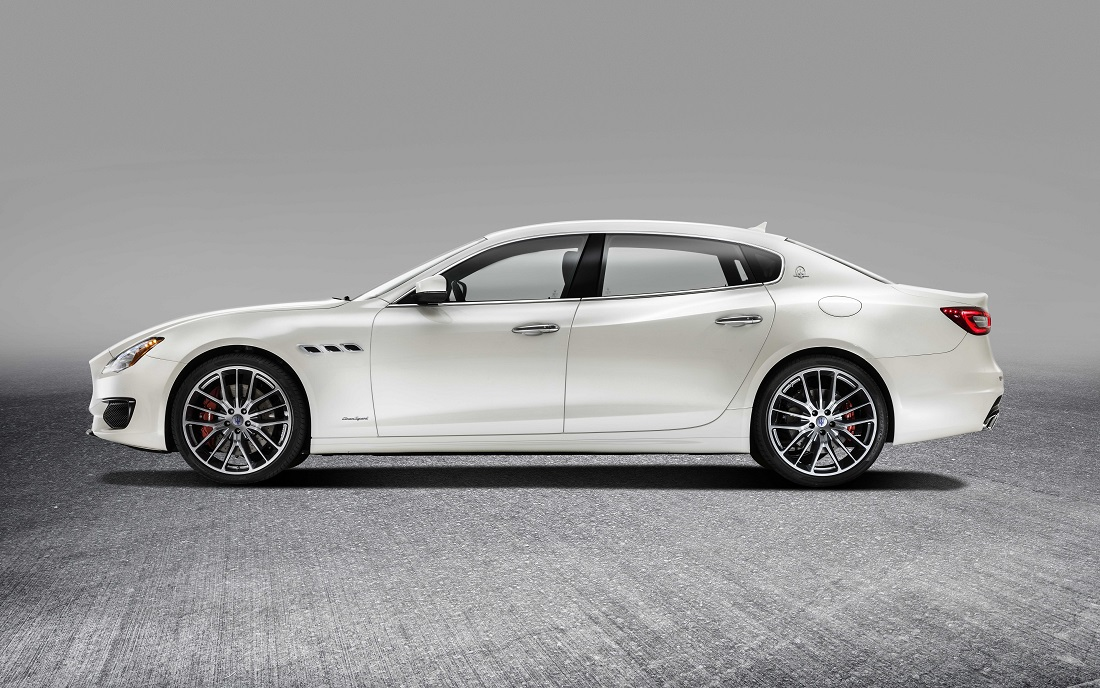 Naza Italia Introduces New Maserati Quattroporte
