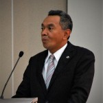 Perodua Sales Sdn Bhd Managing Director, Dato' Dr. Zahari Husin