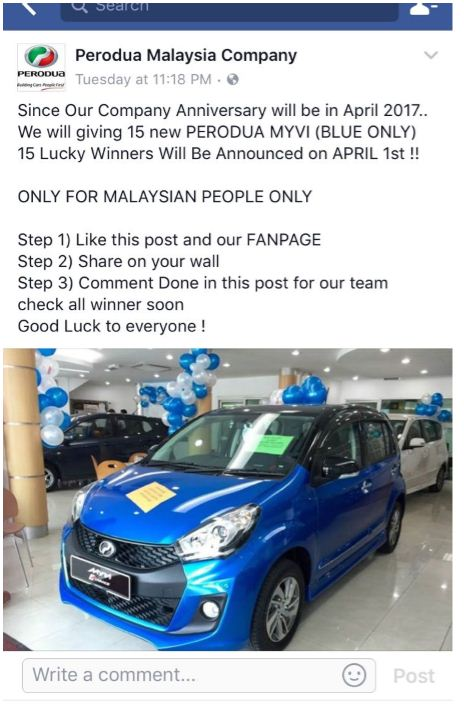 perodua corporate social responsibility Kuching: the state government yesterday received a total of rm150,000 from two separate bodies as donations for victims of the recent floods the contributions were presented to chief minister.