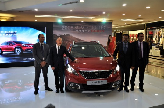 Peugeot 208 And 2008 With Puretech Engines Launched