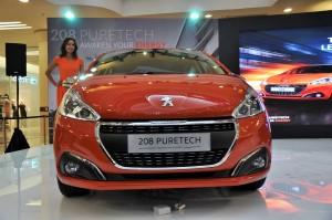 Peugeot 208 Puretech 2017 Malaysia Launch