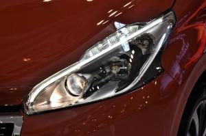 Peugeot 208 Puretech Headlamp Malaysia 2017