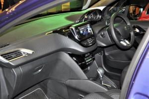 Peugeot 208 Puretech Dashboard 2017 Malaysia
