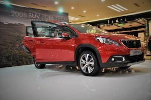 Peugeot 2008 Puretech Malaysia Launch 2017
