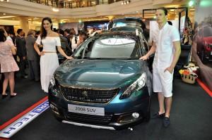 Peugeot 2008 Puretech 2017 Malaysia Launch 1 Utama Shopping Centre New Wing