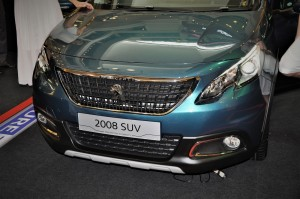 Peugeot 2008 Puretech Front Section Malaysia 2017