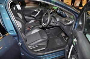 Peugeot 2008 Puretech Front Seats Malaysia 2017
