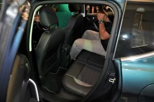 Peugeot 2008 Puretech Rear Seats Malaysia 2017