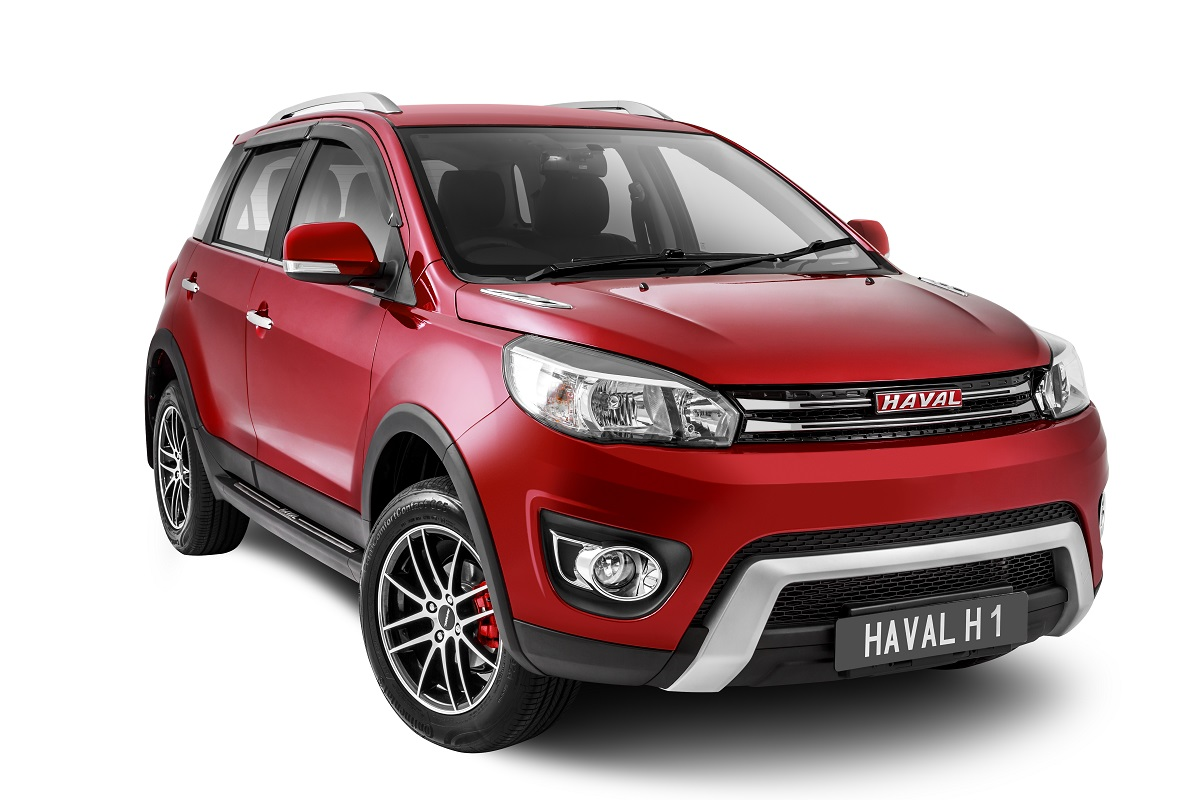 Haval H1 Is The Revamped M4 Autoworld Com My