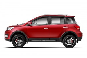 Haval H1 2017 Side View, Go Auto Malaysia