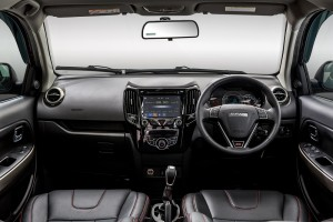 Haval H1 2017 Dashboard