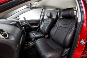 Haval H1 2017 Front Seats, Malaysia