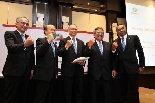 Perodua's 2016 Market Share Hits All-Time High