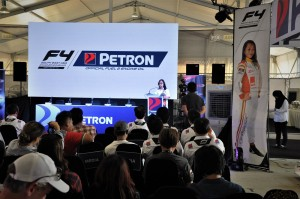 Petron Malaysia Petrol & Engine Oil Sponsorship For Formula 4 South East Asia Final Leg, Sepang