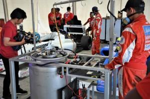 Petron Malaysia Blaze 100 & Blaze Racing Sponsorship, Formula 4 South East Asia, Sepang