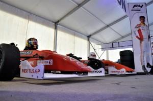 Petron Malaysia Petrol & Engine Oil Sponsorship F4 SEA Meritus GP  Cars