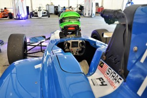 Petron Malaysia Blaze 100 & Blaze Racing Sponsorship, Formula 4 South East Asia, Isyraf Danish