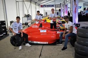 Petron Malaysia, Formula 4 South East Asia Championship, Malaysian Racers