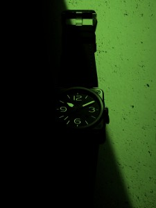 Bell & Ross -BR03-Horolum-NIGHT