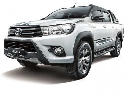 UMW Toyota Introduces 3 Hilux 2.4G Variants; One Is Limited Edition