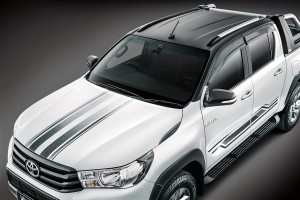 Toyota Hilux LE Roof Top, Malaysia