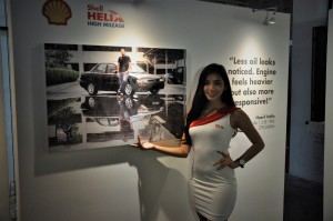 Shell Helix High Mileage Testimony - Hafiz