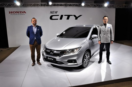 2017 Honda City Preview Roadshow