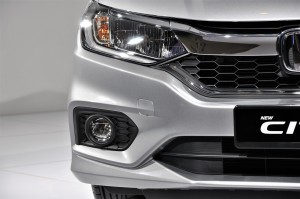 Honda City 2017 Preview Malaysia, Headlight