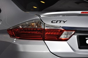 Honda City 2017 Preview Malaysia, Tail Light