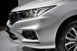 Honda City 2017 Preview Malaysia Nose