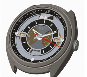 901 Automatic Watch