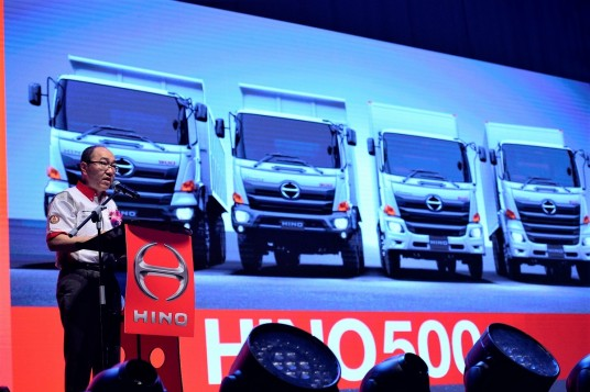 HINO Launches 500 Series Truck In Malaysia