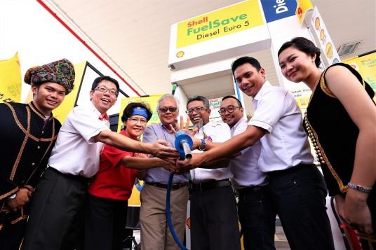 Shell Euro 5 Diesel Now Available In 8 Sabah Stations; Expanding To 16