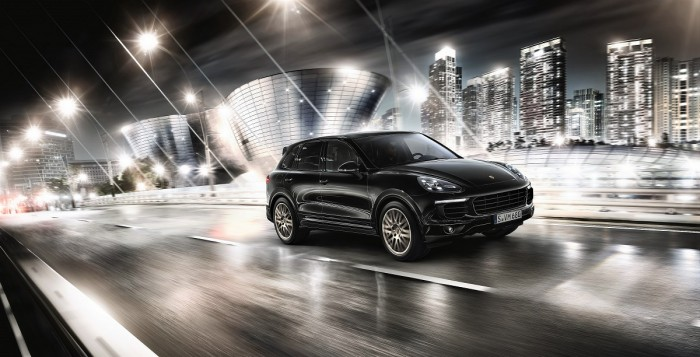 The Porsche Cayenne Platinum Edition Is In Malaysia