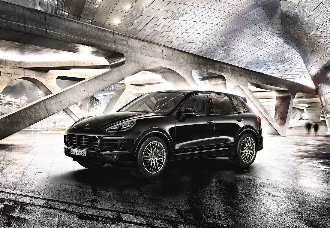 the porsche cayenne platinum edition is in malaysia. Black Bedroom Furniture Sets. Home Design Ideas