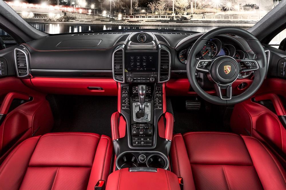 Porsche Cayenne 2017 Interior Best New Cars For 2018
