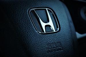 Honda Steering Wheel, SRS Airbag, Logo