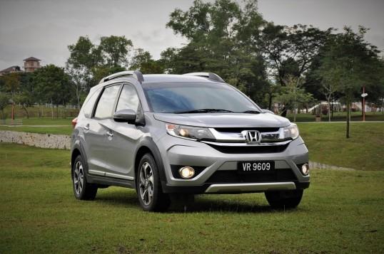 Honda Sets New BR-V Sales Target For 2017