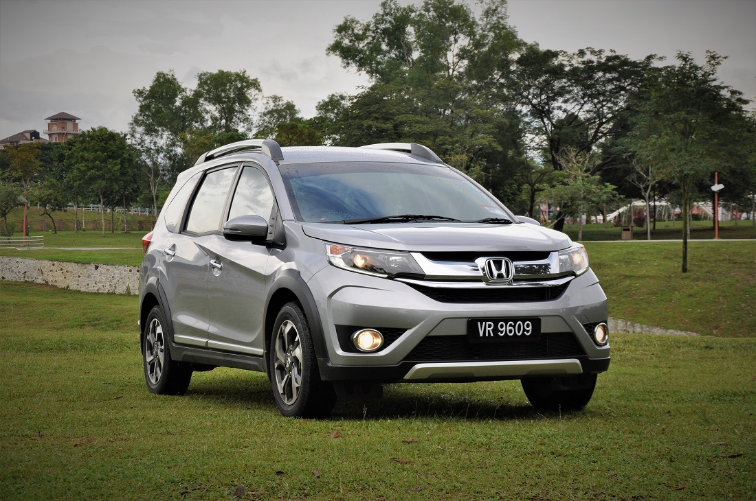 Test Drive Review : Honda BR-V
