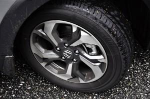 Honda BR-V Front Wheel Malaysia