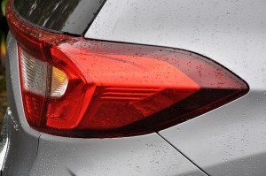 Honda BR-V Tail Light Side Profile Malaysia