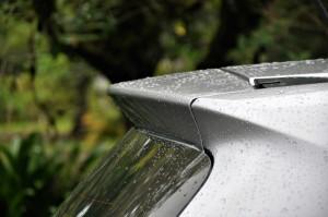 Honda BR-V Integrated Roof Spoiler Malaysia