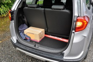 Honda BR-V Boot Space Malaysia
