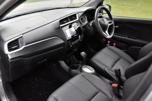 Honda BR-V Dashboard Malaysia