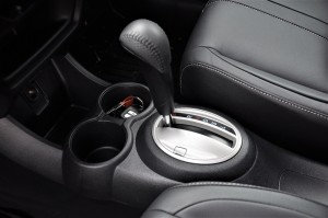 Honda BR-V Gear Lever & Cup Holders