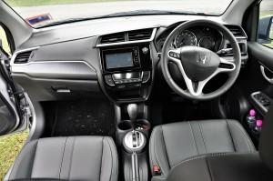 Honda BR-V V Grade Dashboard Malaysia