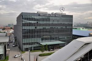 Wisma Mercedes-Benz Bandar Kinrara, Malaysia
