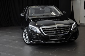 Mercedes-Maybach S500 for Mercedes-Benz Malaysia Training Academy