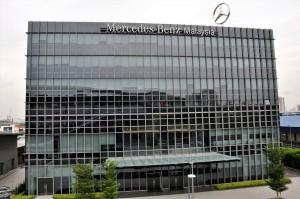 Wisma Mercedes-Benz & Mercedes-Benz Malaysia Training Academy