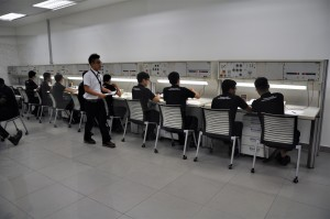 Mercedes-Benz Malaysia Training Academy Class